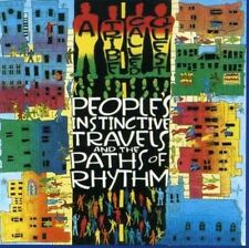 A TRIBE CALLED QUEST - PEOPLE'S INSTINCTIVE TRAVELS AND THE PATHS OF RHYTHM NEW