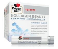 Doppelherz System Collagen Beauty Shots 30x25 ml, FREE P&P