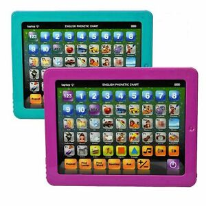 Laptop Tablet Ipad Kids Children Educational Game Toy Learning Ipad