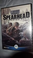 Medal of Honor: AA Spearhead Expansion Pack (PC, 2002) BRAND NEW Still Sealed.