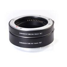 FOTGA Macro AF Auto Focus Extension Tube 10mm 16mm Set DG for Sony NEX E-mout