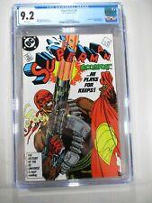 Superman 4 CGC 9.2 1st Appearance Bloodsport Suicide Squad 2 Movie HOT! 1