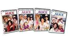 Alice: TV Series Complete Seasons 1 2 3 4 + Original Pilot Box / DVD Set(s) NEW!