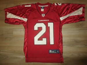Patrick Peterson #21 Arizona Cardinals NFL Reebok Jersey SMALL S Mens