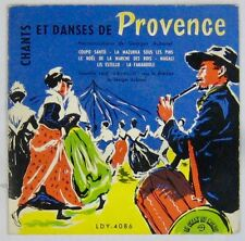 Régionalisme Provence 45 tours Georges Aubanel