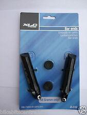 XLC PRO SL LEGA BAR ENDS: NERO, solo 58g breve 85mm RRP £ da 29,99