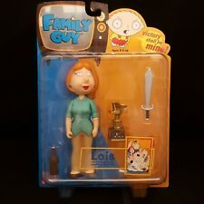 MEZCO FAMILY GUY SERIES 1 LOIS GRIFFIN ACTION FIGURE BRAND NEW