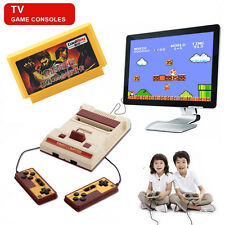 USA Retro Gaming Games Family Console Play Childhood 8 Bit TV Computer Game