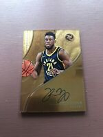 Thaddeus Young: 2017-18 Panini - Opulenece Basketball: ON CARD AUTO #/25