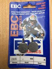 EBC Green Brake Pads For Magura Louise & Clara Brakes CFA286 Mountain Bike NOS