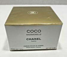 Coco Mademoiselle Chanel Paris Fresh Body Cream 5 oz