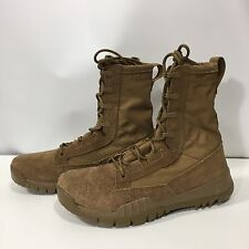 Mens Nike SFB Special Field Boots Coyote SF Tactical Military Size 6 Tan Beige