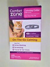 Comfort Zone Cat Calming Collar, 2 Pack - Upc: 039079003193