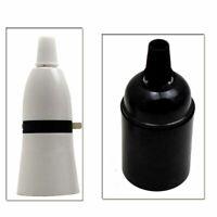New Lamp holder Light Bulb B22 Bulb Cord Grip Fitting for Bayonet Mount Holder