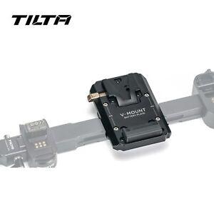 Tilta TGA-DHB-V V Mount V-lock/ Power supply moduler for DJI RS2 handle braceket