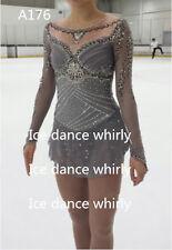 Ice Figure Skating Dresses Custom Fashion New Brand Ice Figure Skating Dresses