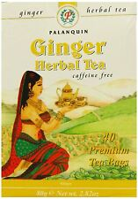 Palanquin Ginger Tea 4 Pack -4 x 125g