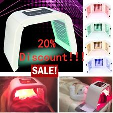 PDT LED Light Photodynamic Facial Skin Rejuvenation Photon Therapy Machine Gift