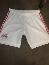 Adidas MLS New York Redbulls Game Issued Shorts Size Extra Large BNWOT
