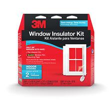 3M Indoor Window Insulator & Scotch Window Film Tape Kit 2120W-6
