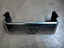 2002 02 Audi TT dash trim silver above radio 36555