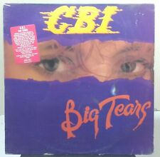 CBI - Big Tears - Glen Matlock (Sex Pistols)  - FACTORY SEALED