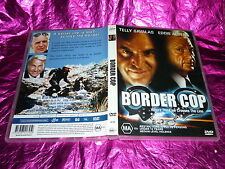 BORDER COP : (DVD, MA15+)