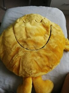 Mr Happy PYJAMA CASE / HOT WATER BOTTLE COVER - new without tags