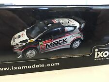 Ford Fiesta RS WRC #16 Ketomaa Rally Portugal 2012 1:43 IXO  RALLY -RAM515