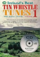 Ireland's Best Tin Whistle Tunes, Paperback by McKenna, Claire (COM), Like Ne...