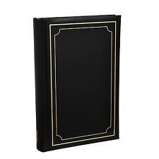 Deluxe Black  Memo Slip In Case Photo Album For 300 10x15 cm Photos  AL-9170
