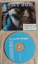 FAT JOE We thuggin' CD MAXI SINGLE CDM 4 tr 2001 Germany 7567-85237-2 Atlantic