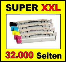 4x Cartouche d'encre pour Xerox Phaser 6250 6250DP/106R00675 106R00674 106R00673