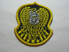 Policia Tijuana B.C. Collectible Sewing Patch