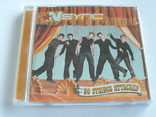 Nsync - No Strings Attached - 14 Track (CD Album) Used Very Good