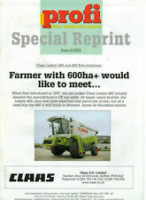Claas pick up salientes markant rollant dominant constant 807297