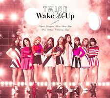 Pre TWICE Wake Me Up (Version A)CD+DVD Limited Edition from Japan F/S