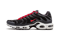 Size 10 / 11.5 / 12.5 Nike Men Air Max Plus 604133 096 Black Red White