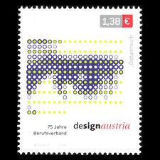 Austria 2002 - Design Austria Art - Sc 1909 Mnh