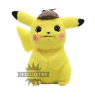 Pokémon: Detective Pikachu Peluche Pupazzo 28 CM raichu pichu ash plush film new