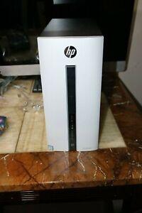 HP Pavilion 550-153na PC With Windows 10 Intel Core i5-6400 8GB RAM 2TB HDD