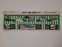 """DORNEY PARK vintage ALLENTOWN PA local history AMUSEMENT PARK 4.5""""x11"""""""