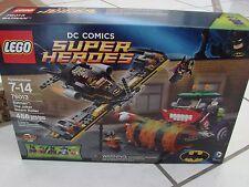 LEGO DC Universe Super Heroes Batman The Joker Steam Roller (76013) Batgirl