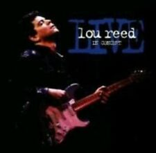 live In Concert 0743214315729 By Lou Reed CD