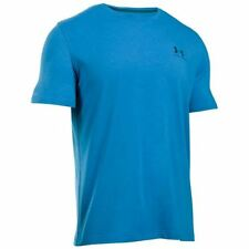 Cotton Short Sleeve Fitness Shirts & Tops for Men