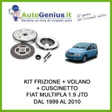 KIT FRIZIONE+VOLANO MODIFICATO+CUSCINETTO FIAT MULTIPLA 1.9 JTD 105/110/120CV