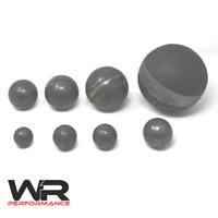 Weldable Mild Steel Metal Hollow Round Cannon Ball Spheres Hemispheres 40-100mm