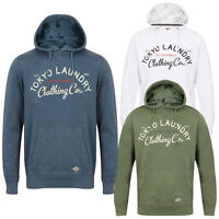 New Mens Tokyo Laundry Olaf Motif Lightweight Cotton Pullover Hoodie Size S-XL