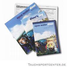 PADI Open Water Diver OWD DVD-Kit Dive Computer Vers. (Crewpack Ultimate) German