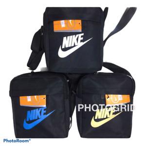 New  Men's Nike  Cross body Shoulder Messenger Bag Handbag  Sports Travel Bag